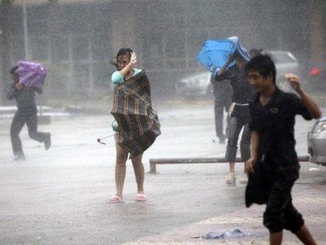 Тайфун у Гонконгу