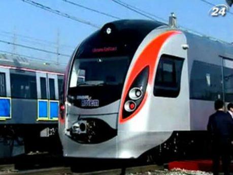 Потяг Нyundai