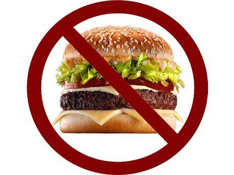 Россия против гамбургеров
