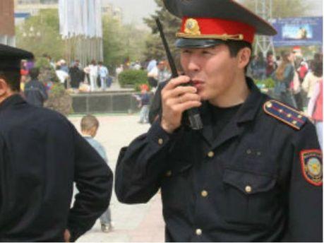 Поліція Казахстану
