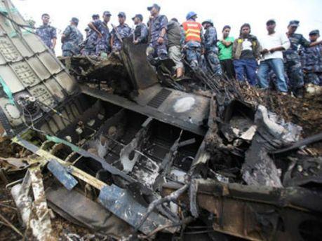 Аварія у Непалі