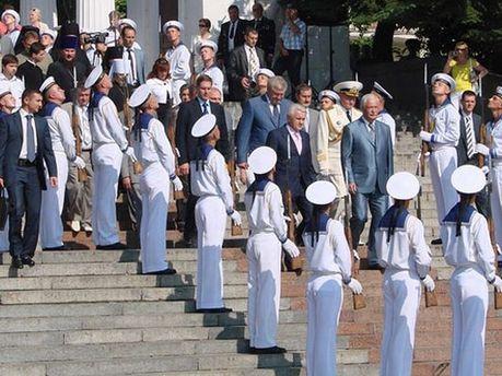 День флота в Украине