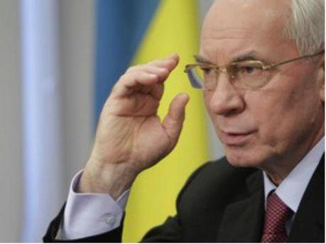 Прем'єр-міністр Україна Микола Азаров