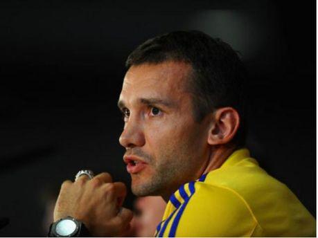 Футболист Андрей Шевченко