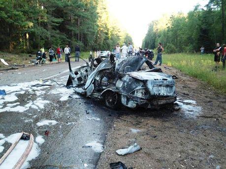 ДТП у Псковській області