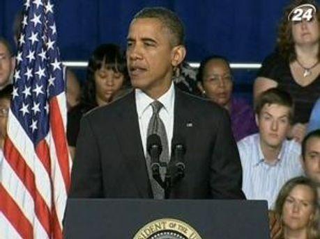 Барак Хусейн Обама