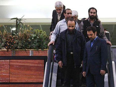 Иранские паломники-шииты