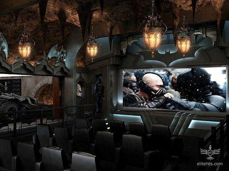Бэтмен-кинотеатр