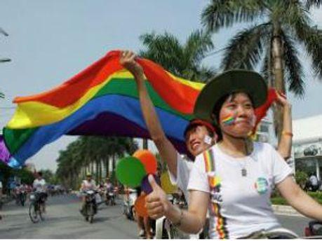 Гей-парад во Вьетнаме