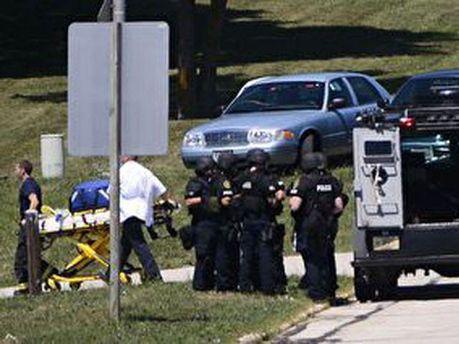 Стрельба в Висконсине
