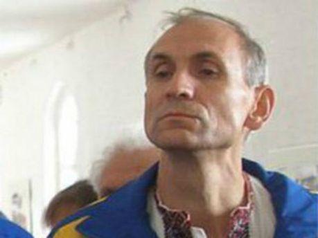Журналист Сергей Шевченко