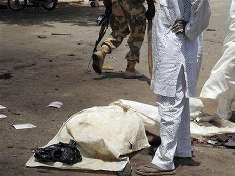 Трагедія в Нігерії