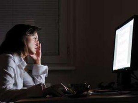 Работа в ночную смену