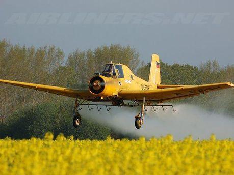 Самолет Z-37