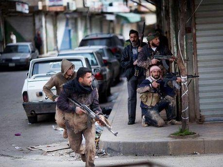 Події в Сирії