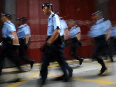 Поліція Гонконгу