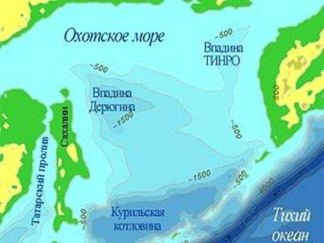Охотськоме море