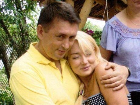 Наталя Розинська та Микола Мельниченко Наталья Розинская и Николай Мельниченко