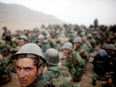 Події в Афганістані