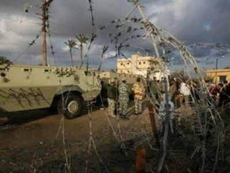 Египетская тюрьма