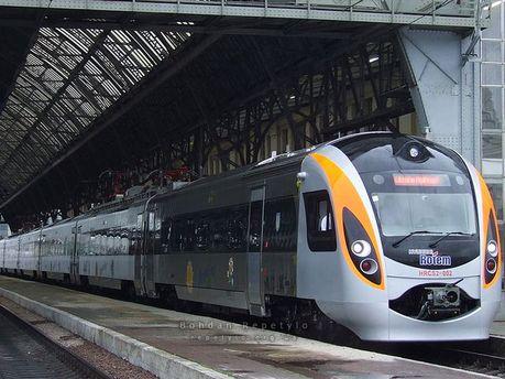Поезд Hyundai