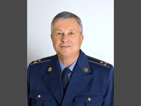Булавінцев Володимир Федорович