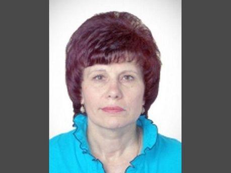 Легеза Галина Василівна