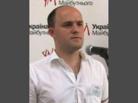 Ткачук Віталій Васильович
