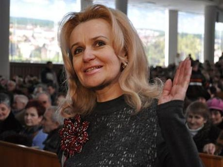 Фаріон Ірина Дмитрівна