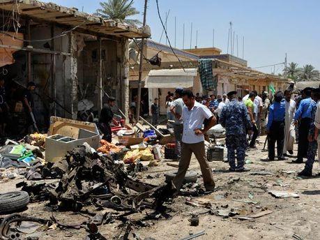 Теракт в Іраці