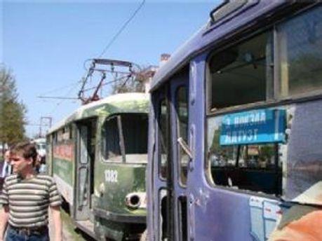 Вибухи у Дніпропетровську