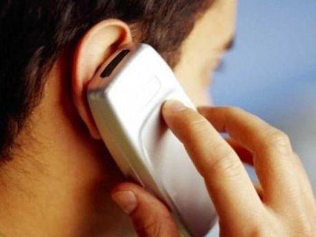 Чоловік погрожував по телефону