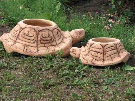 Керамические черепахи