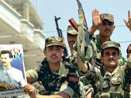 Армія Асада