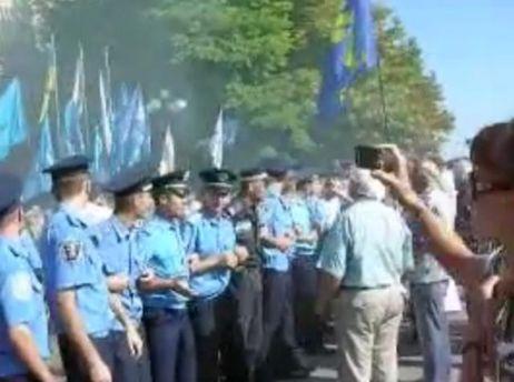 Протест у Миколаєві