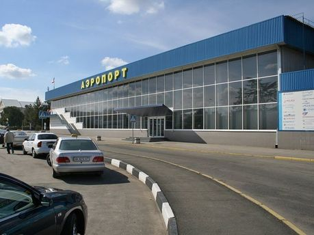Аеропорт в Сімферополі