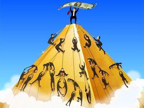 Фінансова піраміда