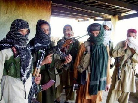 Бойовики руху Талібан