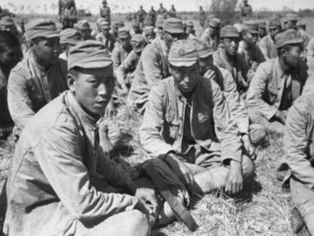 Японські військовополонені