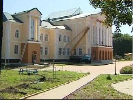 Навчально-виховний комплекс