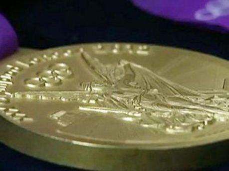 Золото Паралімпіади