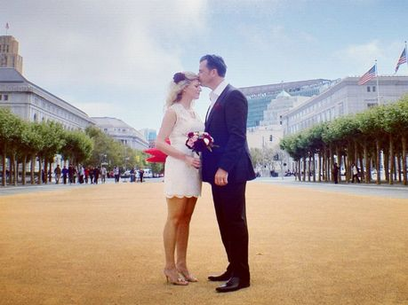 Свадьба снятая на iPhone