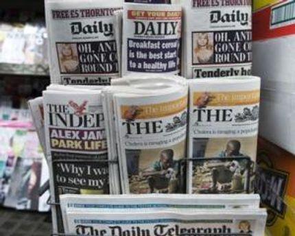 Британские СМИ