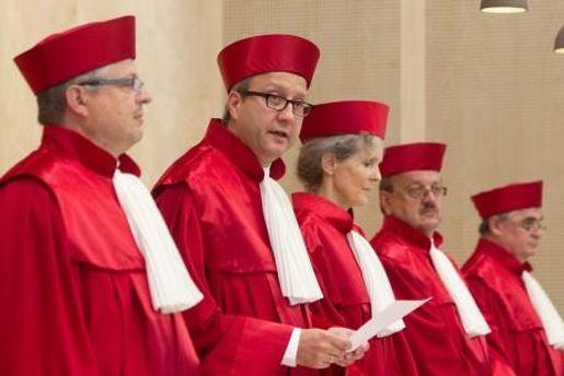 Судді конституційного суду ФРН