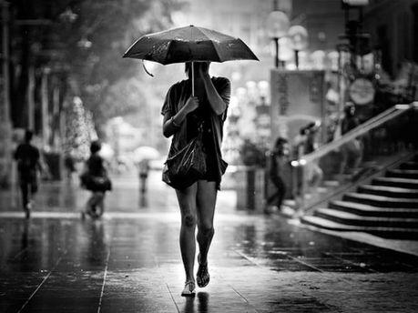 В Украине будут дожди