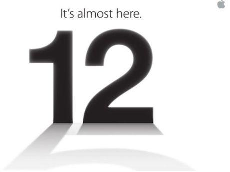 Представление iPhone 5