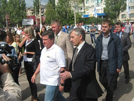 Алексей Азаров