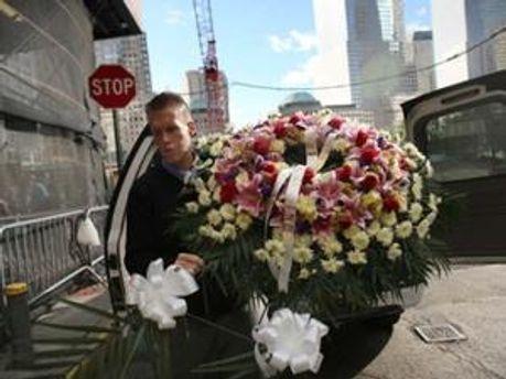 Вшанування пам'яті жертв теракту 11 вересня