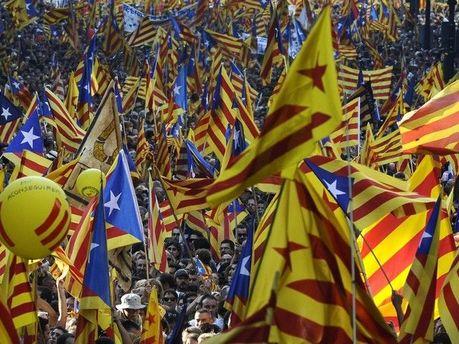 Демонстрація в Барселоні