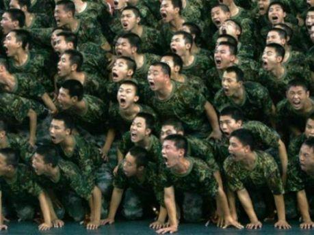 Китайські солдати